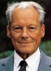 <b>Willy Brandt</b> was born Herbert Ernst Karl Frahm on December 18th, 1913, ... - brandt13